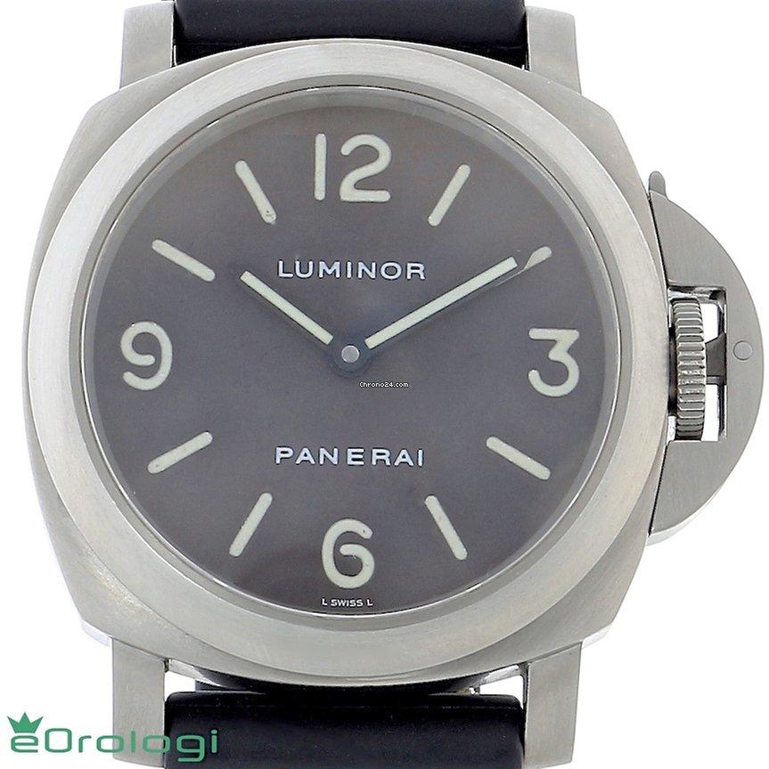 new concept cef30 8b207 Panerai Officine Panerai Pam 00055 ref. OP6535