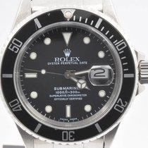 Rolex 16610 Stahl 1988 Submariner Date 40mm gebraucht Deutschland, Hamburg