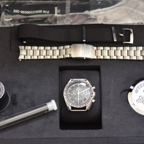 Omega 311.30.42.30.01.005 Steel 2018 Speedmaster Professional Moonwatch 42mm pre-owned United States of America, South Carolina, Greer