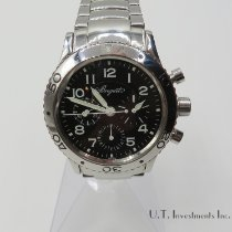 Breguet Type XX - XXI - XXII Steel 39mm Black Arabic numerals United States of America, Texas, Houston
