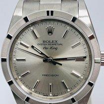 Rolex Air King Precision nuevo 2005 Automático Reloj con estuche y documentos originales 14000M