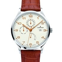 Junghans Attaché Acier 41,5mm Arabes