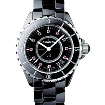 Chanel Ceramic 38mm Automatic H1635 pre-owned