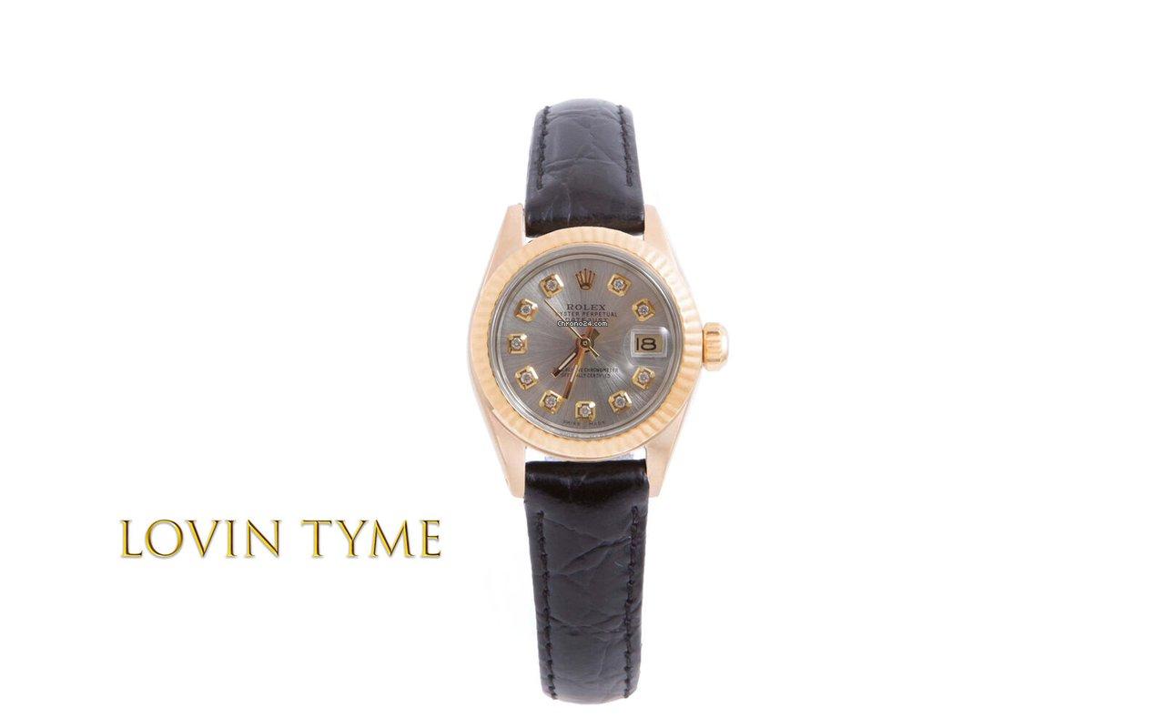 098fdc3d15 Acheter des montres en or au meilleur prix sur Chrono24