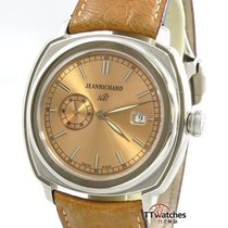 JeanRichard 1681 Staal 47mm Champagne