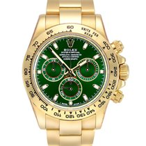 Rolex 116508 Yellow gold 2018 Daytona 40mm pre-owned United Kingdom, Manchester