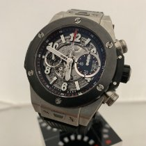 Hublot Big Bang Unico Titan 45mm Transparent Arabic