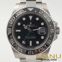 Rolex GMT-Master II 116710LN 2013 usato