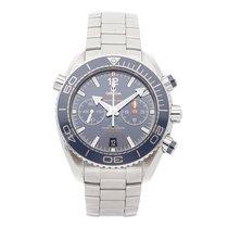 Omega Seamaster Planet Ocean Chronograph 215.30.46.51.03.001 rabljen