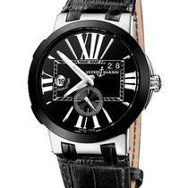 Ulysse Nardin Executive Dual Time 43mm Black