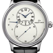 Jaquet-Droz White gold 43mm Automatic J027034202 pre-owned