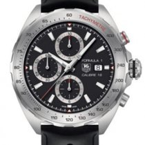 Heuer CAZ2010-0.RZP2876 Very good Steel 44mm Automatic