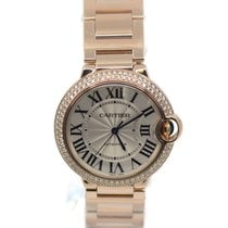 Cartier WE9005Z3 Rose gold 2013 Ballon Bleu 36mm 36mm pre-owned