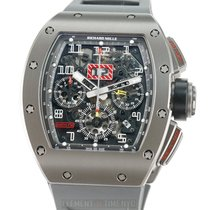 Richard Mille RM 011 RM 11-01 Very good Titanium 41mm Automatic