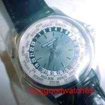 Patek Philippe World Time new Automatic Watch with original box and original papers 5110P