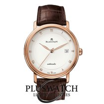 Blancpain Men's Villeret Automatic Watch Ultraplate T