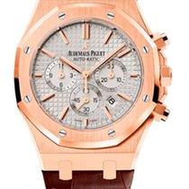 Οντμάρ Πιγκέ (Audemars Piguet) Royal Oak Chronograph 18K Pink...