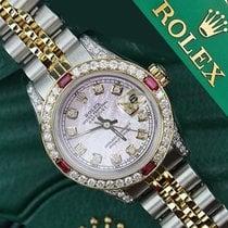 Rolex Lady-Datejust 69173 folosit
