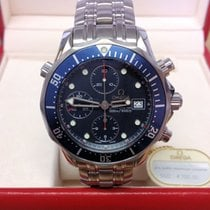 Omega Seamaster Chrono Diver 2225.80.00 - Serviced By Omega