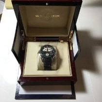 Ulysse Nardin pre-owned Automatic 44mm Black Sapphire crystal 5 ATM
