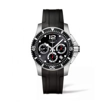 Longines Men's L37444562 HydroConquest Watch