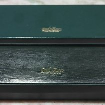 Paul Picot vintage watch box green complete outer box for...