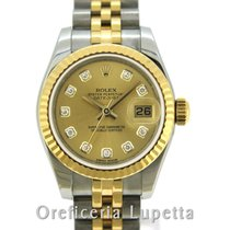 Rolex Datejust Lady Quadrante con brillanti 179173