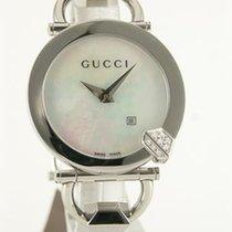 Gucci 35mm Kvarc 2012 használt Gyöngyház 18ff003bdc