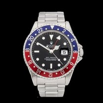 Rolex Gmt-master Pepsi Stainless Steel Gents 16700 - W4424