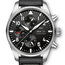 IWC Pilot Chronograph IW377709 2019 new