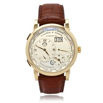 A. Lange & Söhne 1 Time Zone Watch