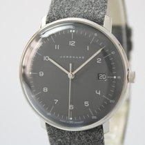 Junghans max bill Quarz nowość 2019 Kwarcowy Zegarek z oryginalnym pudełkiem i oryginalnymi dokumentami 041/4818.00