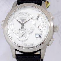 Glashütte Original gebraucht Handaufzug 39mm Silber Saphirglas 3 ATM