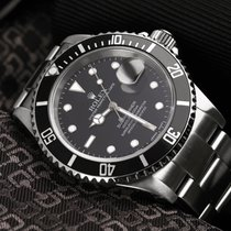 Rolex 16610LN Acero 2001 Submariner Date 40mm usados