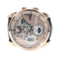 Parmigiani Fleurier Ροζέ χρυσό Αυτόματη PFC231-1000100-HA1242 μεταχειρισμένο