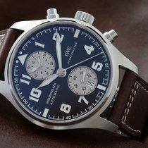 IWC Pilots Chronograph Edition Antoine De Saint Exupery