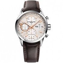 Raymond Weil Freelancer Chronograph Stainless Steel 7730-STC-6...