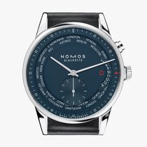 NOMOS Steel Automatic 807 new