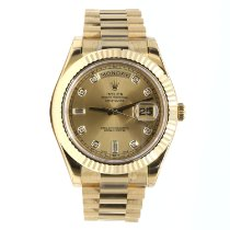 Rolex Day-Date II new Automatic Watch with original box 218238