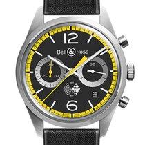 Bell & Ross BR V1 BRV126-RS40-ST/SRB new