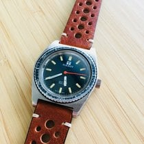 Tissot 37mm Manual winding 1969 pre-owned