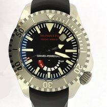 Girard Perregaux Sea Hawk II Pro to John Harrison 49941TI
