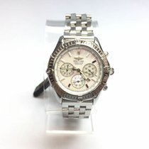 Breitling Shadow Flyback Zeljezo 42mm Bjel