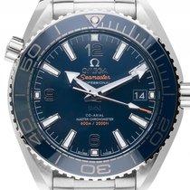 Omega Seamaster Planet Ocean neu 39.5mm Stahl