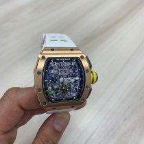 Richard Mille RM 011 RM11-03 Rose Gold Titanium 2017 nov