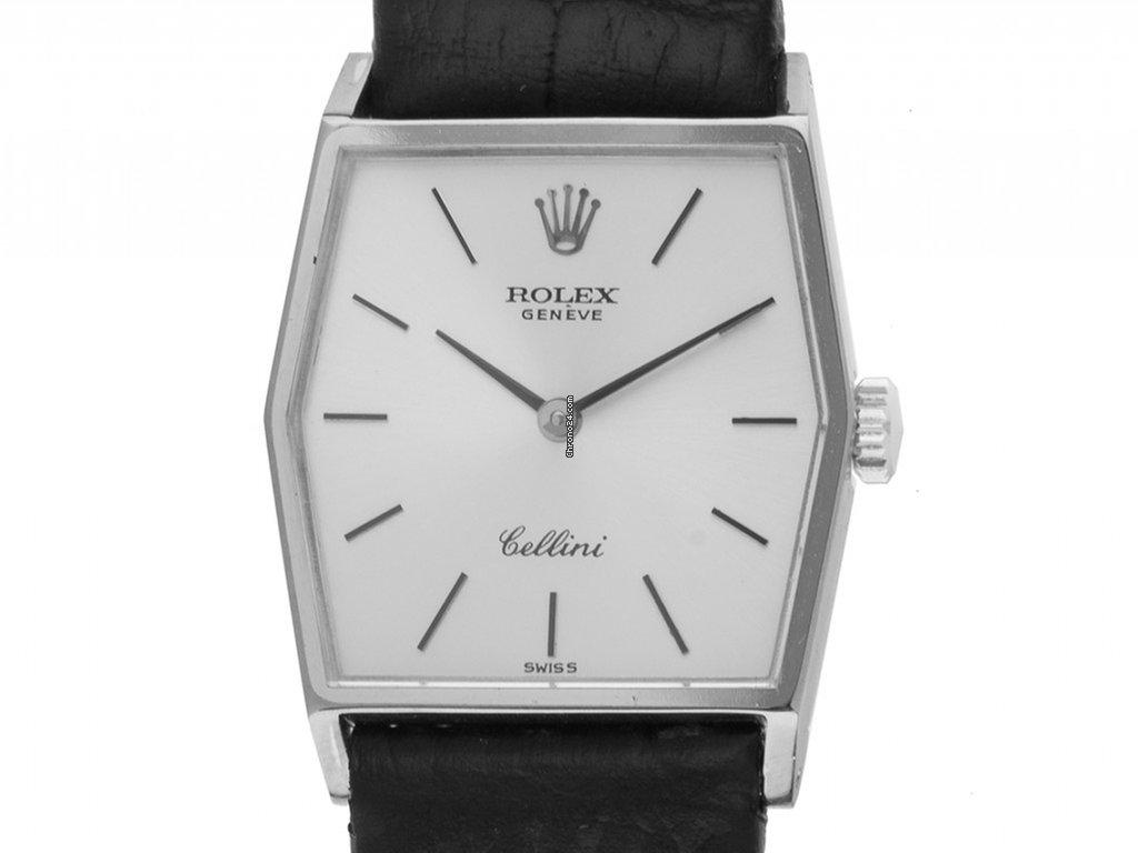 23bb6da0ef0 Rolex Cellini Ouro branco - Todos os preços de relógios Rolex Cellini Ouro  branco na Chrono24