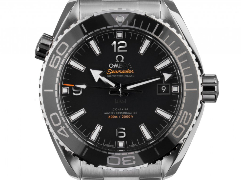 Omega Seamaster Planet Ocean 600 M Co-Axial Master Chronometer... za ... 23682482cd5