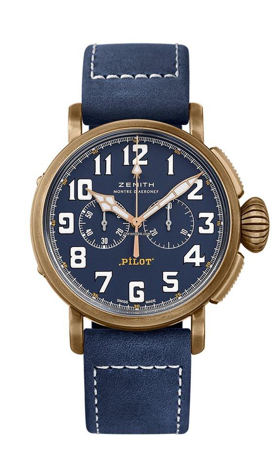 Ceny hodinek Zenith Pilot Type 20 Extra Special  d88e36d38a4