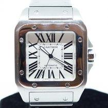 Cartier Santos 100 W200737G pre-owned
