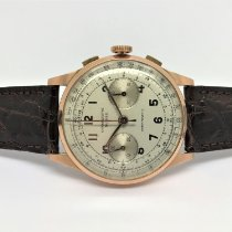 Chronographe Suisse Cie Yellow gold pre-owned United Kingdom, Exeter